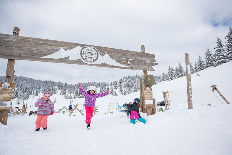 Famille Plus Ski Camp